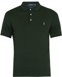 Polo Ralph Lauren Slim Fit Pima Cotton Polo Shirt