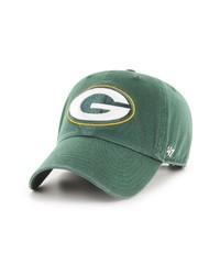 '47 Cleanup Green Bay Packers Baseball Cap