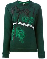 Kenzo Bamboo Tiger Sweatshirt