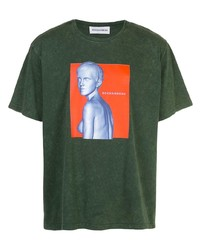 Rochambeau Graphic Print T Shirt