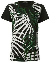 Proenza Schouler Foliage Print T Shirt