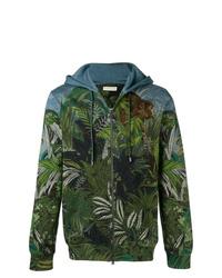 Etro Jungle Print Bomber Jacket