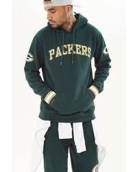 Forever 21 Nfl Packers Fleece Hoodie