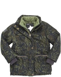 Molo Water Resistant Nylon Cotton Jackets