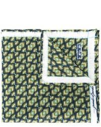 fe-fe Fef Printed Pocket Square