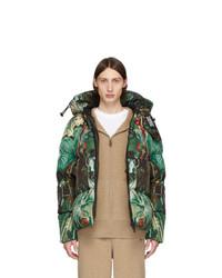 Burberry Multicol Dalston Jacket