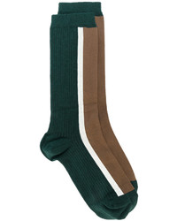 Marni Colour Block Socks