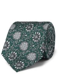 Dolce & Gabbana 6cm Printed Silk Twill Tie
