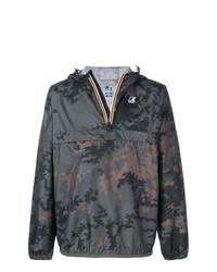 K-Way Zip Hooded Jacket