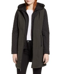 MICHAEL Michael Kors Michl Michl Kors Quilted Sleeve Coat