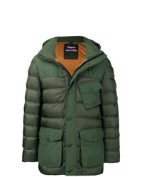 Blauer Multi Pocket Padded Coat