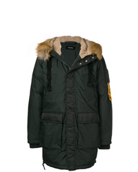 Diesel Zipped Padded Coat