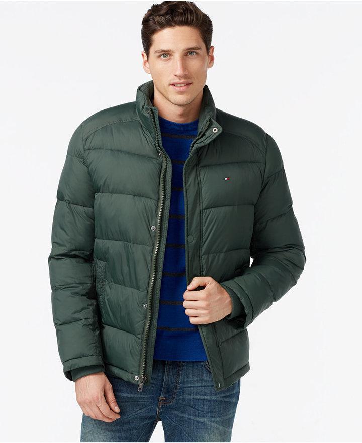 6785d509f75 $195, Tommy Hilfiger Classic Puffer Jacket
