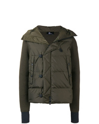 MONCLER GRENOBLE Hooded Padded Jacket