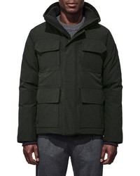 Canada Goose Maitland Slim Fit Down Fill Parka