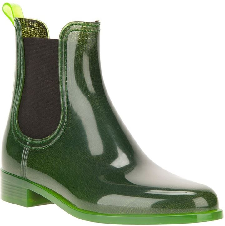 Jeffrey Campbell Chelsea Rain Boots | Where to buy & how to wear