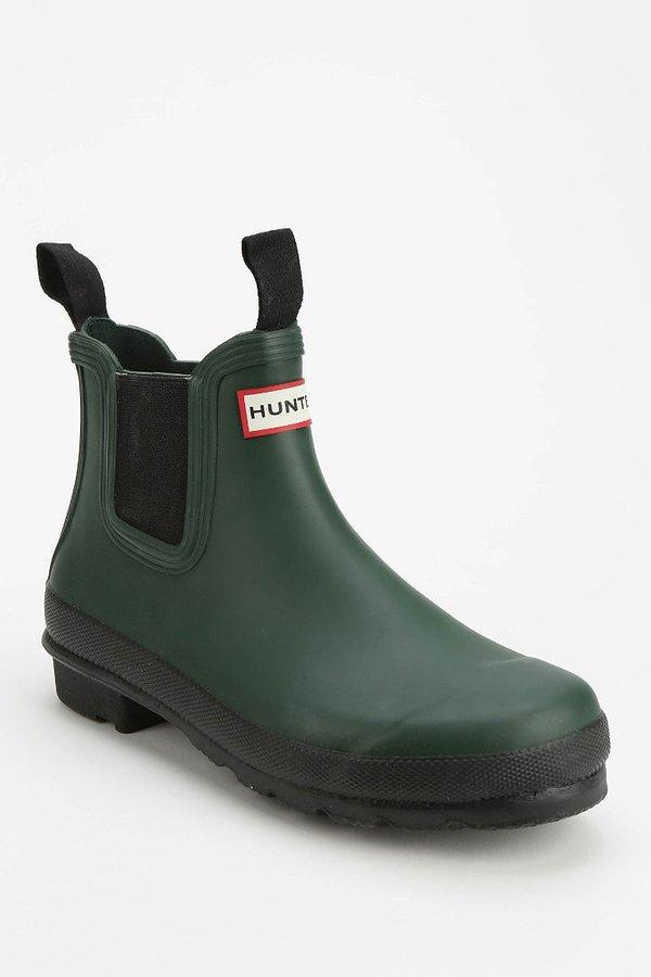 Hunter Original Two Tone Chelsea Rain Boot | Where to buy & how to ...