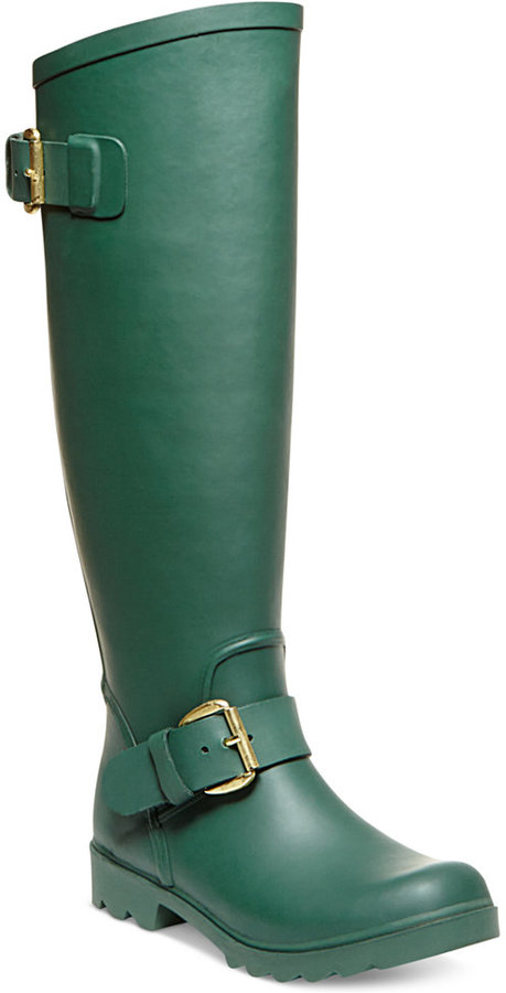 Steve Madden Dreench Rain Boots | Where to buy & how to wear