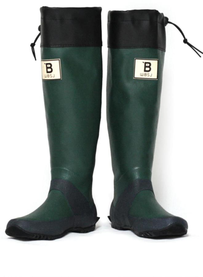 Wbsj Waterproof Rubber Boots | Where to buy & how to wear
