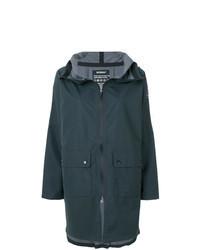 Dark Green Raincoat