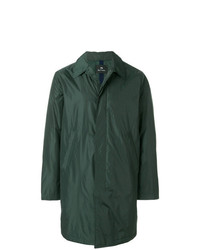 Ps By Paul Smith Single Breasted Raincoat