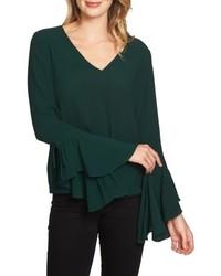 1state cascade sleeve blouse medium 6716987