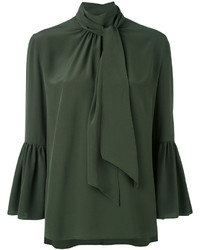 Fendi Bell Shaped Blouse