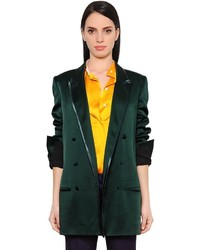 Haider Ackermann Techno Satin Blazer