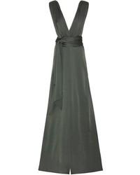 Victoria Beckham Satin Gown