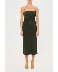 Inspiral silk satin dress medium 6571484