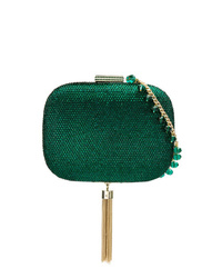 Serpui Embellished Clutch