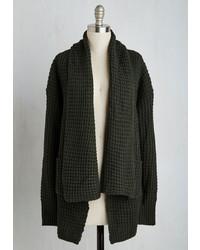 Polclothing snuggly studies cardigan medium 399704