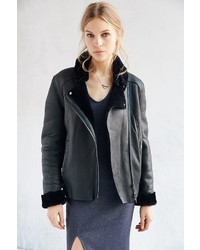 Just Female Move Shearling Jacket