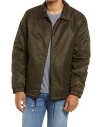Levi's Water Resistant Faux Coachs Jacket