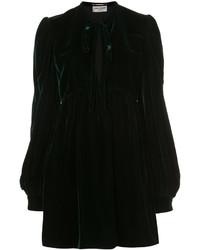 Saint Laurent Babydoll Shirt Dress