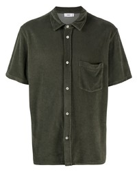 Closed Chest Patch Pocket Shirt