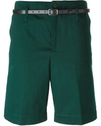 Golden Goose Deluxe Brand Kate Belted Shorts