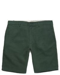 Maddox slub linen shorts medium 3759769