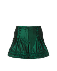 This Pairing Of A White Cropped Top And Dark Green Shorts Embos Comfort Without Compromising Style There Are Plenty Ways To Look Good Live