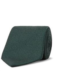 Charvet 85cm Silk And Wool Blend Tie