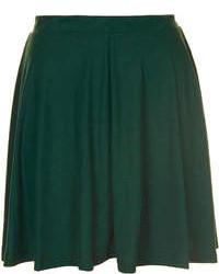 Topshop Forest Skater Skirt