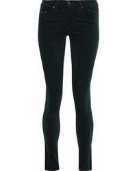 Velvet low rise skinny pants medium 7012505
