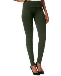 INC International Concepts Pull On Ponte Skinny Pants Only At Macys