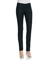 Fendi Slim Leg Wool Pants