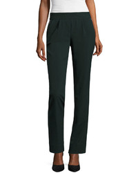 Worthington Worthington Slim Fit Ankle Pants Misses Short