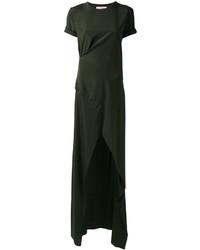 A.F.Vandevorst Front Slit T Shirt Dress