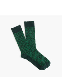 Socks in jacquard diamond medium 966319