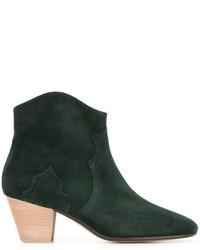 Etoile Isabel Marant Isabel Marant Toile Dicker Ankle Boots