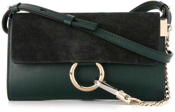 Chloé Nano Faye Shoulder Bag 3bd8cccc5c67