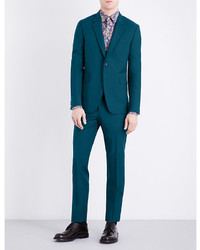 Paul Smith Kensington Fit Wool Suit
